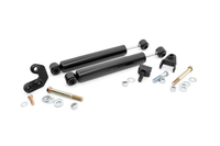 Image Stacked Dual Steering Stabilizer for 2.5-6.5-inch Lifts