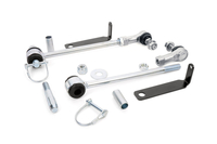 Image Front Sway Bar Quick Disconnects for 3-6-inch Lifts