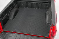 Image 6ft 9in Truck Bed Mat with RC Logo 2017 Ford F-250 Super Duty