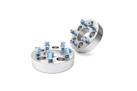 Image 1.5-inch Wheel Spacer Pair (5-by-5.5-inch Bolt Pattern)