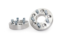Image 1.5-inch Wheel Spacer Adapter Pair (Converts 5-by-5-inch to 5-by-4.5-inch Bolt P